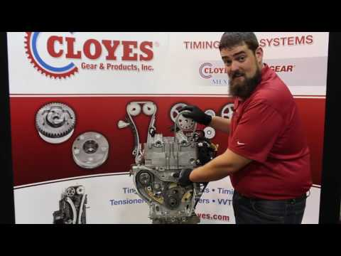 GM Ecotec 2 2 timing installation tips, NonVVT Cloyes 9 4201S & 9 4202S