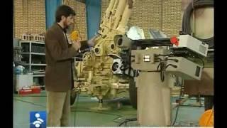 getlinkyoutube.com-Iranian 100mm automatic air defence guns
