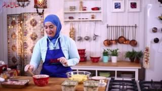 getlinkyoutube.com-أفخاد الدجاج المحشي مع البطاطا - مطبخ منال العالم