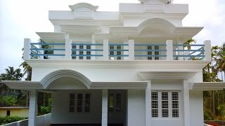 getlinkyoutube.com-6 cents plot and 1,500 sq ft small budget house for sale in Kochi, Angamaly near Airport