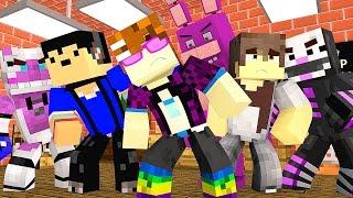 getlinkyoutube.com-FNAF Sister Location Legends - THE END - FINALE! #5 | Minecraft Roleplay