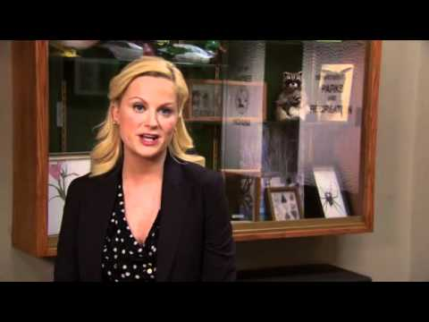 Leslie Knope on hummingbirds