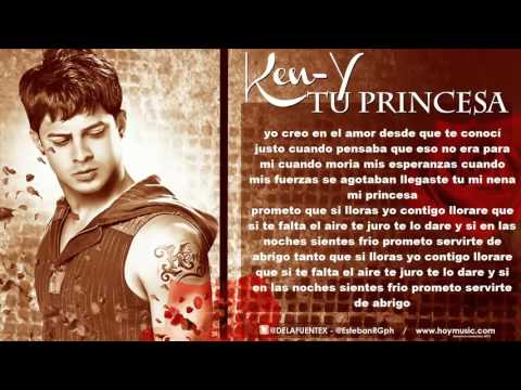 Princesa ken-y Video Con Letra 2013