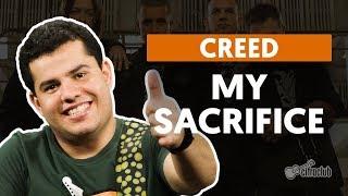MY SACRIFICE   Creed (aula De Guitarra)