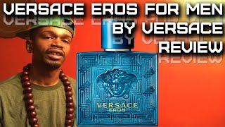 Versace Eros by Versace Men's Fragrance Review   Clubbing Fragrance width=