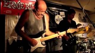 getlinkyoutube.com-Hector Starc Trio - Copado por el Diablo / Rock de la Mujer Perdida