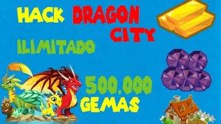 getlinkyoutube.com-Nuevo Hack Dragon City 500.000 Gemas + Comida + Oro + Nivel 99 - Diciembre 2015