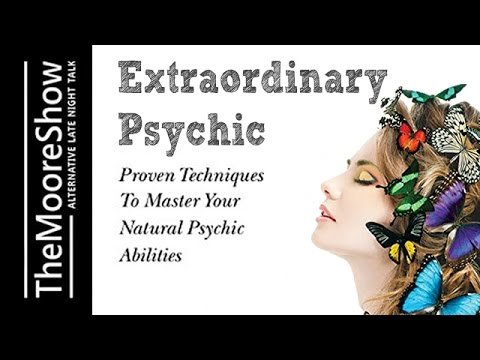How To Master Your Natural Psychic Abilities -The Art of Clairvoyant Reading and Healing
