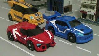 getlinkyoutube.com-또봇 애슬론 미니팝 장난감 Tobot Athlon Car Toys
