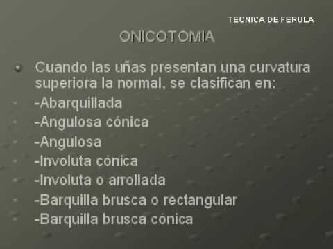 Onico proteccion