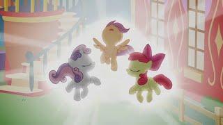 getlinkyoutube.com-The Cutie Mark Crusaders Get Their Cutie Marks - My Little Pony: Friendship Is Magic - Season 5