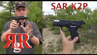 getlinkyoutube.com-SAR K2P On the Range Review / Sarsilmaz CZ-75 Variant