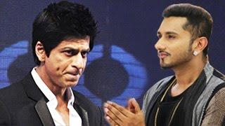 getlinkyoutube.com-Shahrukh Khan Yo Yo Honey Singh SLAP CONTROVERSY