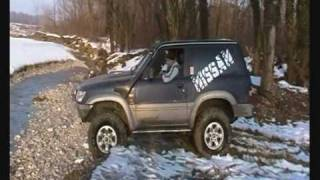 getlinkyoutube.com-Nissan patrol Gr Y61 - Off road - 4x4