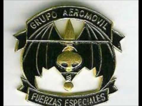 Cuerpo de Fuerzas Especiales GAFE 1 HD