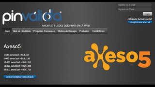 getlinkyoutube.com-Axesocash Gratis 2016 - Axesocash Gratis para axeso5