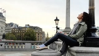 getlinkyoutube.com-Syuting di London, Michelle Ziudith Bikin Bule Panik