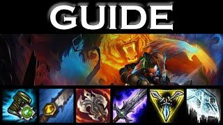 getlinkyoutube.com-Udyr Sated Tiger Hydra Jungle Guide [5.17] Nuking + Split pushing