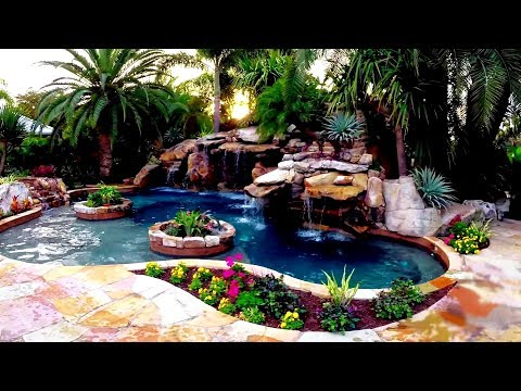 The Ultimate Backyard Water Garden