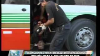 getlinkyoutube.com-Policía mata a asaltante de buses