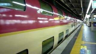 getlinkyoutube.com-サンライズエクスプレス 大阪駅到着から発車まで
