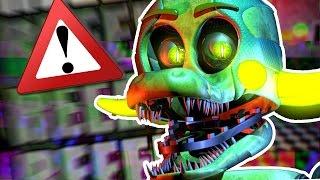 getlinkyoutube.com-FREE ROAM FNAF GAME! - Polly's Entity (Five Nights at Freddys)