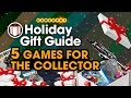 5 Games for the Collector - GameSpot Holiday Gift Guide