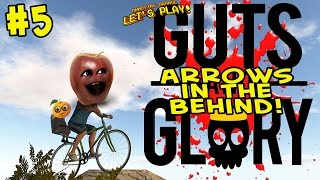 Midget Apple Plays - Guts and Glory #5: Arrows in the Behind!