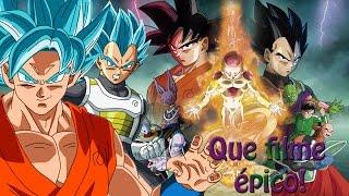 getlinkyoutube.com-Dragon Ball Z: O renascimento de Freeza minha crítica (Opinião Otaku)