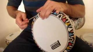 getlinkyoutube.com-ArabInstruments.com - Tuning the Darbuka - Replacing Skin Lesson - Darbuka music