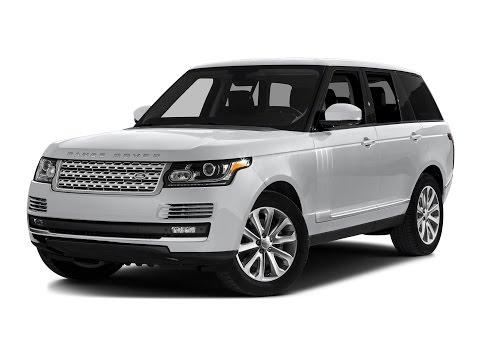 Замена лобового стекла на Range Rover Vogue в Казани.
