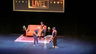 getlinkyoutube.com-Cesar Millan Show starring Cathy and Izzy!