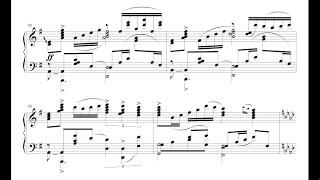 getlinkyoutube.com-【楽譜】ANiMAをピアノ独奏曲にしてみた。