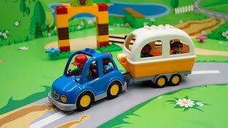 getlinkyoutube.com-Мультик.  Лего мультик - Не обижайте животных. Животные для детей. Развивающие мультфильмы.