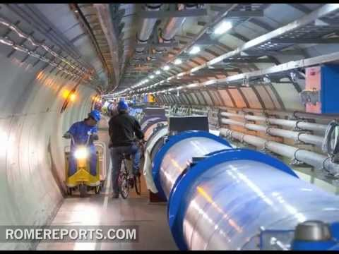 Pope invited to visit CERN's biggest Nuclear Research Facility in Switzerland