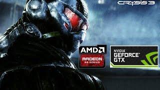 R9 290 CrossFire VS GTX 980 Crysis 3 Performance