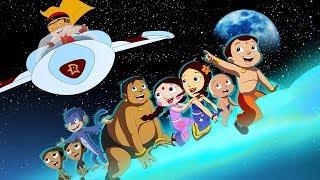 Chhota Bheem & Mighty Raju's Space Adventure