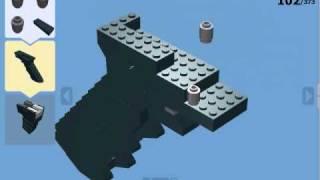 getlinkyoutube.com-LEGO M4A1 Assault Rifle - BLING x 5