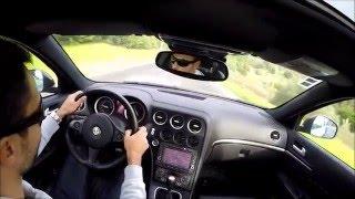 getlinkyoutube.com-Alfa Romeo 159 Ti 1750 TBI 200hp with 0-100 km/h