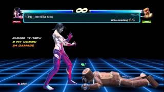 getlinkyoutube.com-Tekken Tag Tournament 2 Unknown Full Movelist