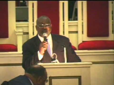 Edna Tatum Funeral Musical Tribute: Bro. Steve Harris Excerpts
