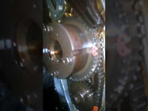Метки ГРМ VQ35