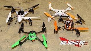 getlinkyoutube.com-Quadcopter Shootout and Torture Testing
