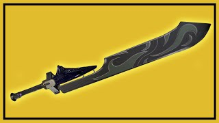 getlinkyoutube.com-Destiny Taken King: How to Get an Exotic Sword (Raze Lighter, Bolt Caster, Dark Drinker)