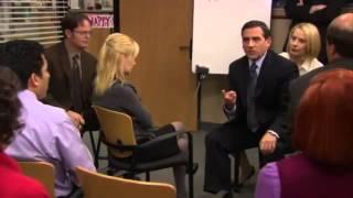 getlinkyoutube.com-The Office - Bloopers Season 7