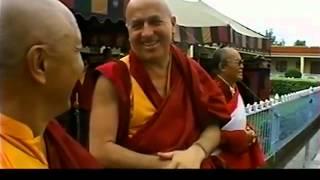 getlinkyoutube.com-COMING HOME - the cremation of Khandro Lhamo