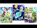 Nintendo News: Pokemon OR/AS Dual-Pack + Club Nintendo Smash Bros Posters