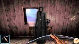 getlinkyoutube.com-Haunted House Escape - Can You Escape In One Hour?  Walkthrough