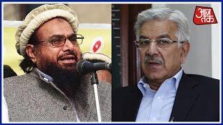 getlinkyoutube.com-Hafiz Saeed Can Pose Serious Threat To Pakistan, Says Defence Minister Khawaza Asif