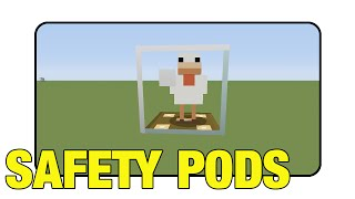 "getlinkyoutube.com-Safety Pods ""Tutorial"" (Minecraft Xbox 360/One/Ps3/Ps4 TU17)"